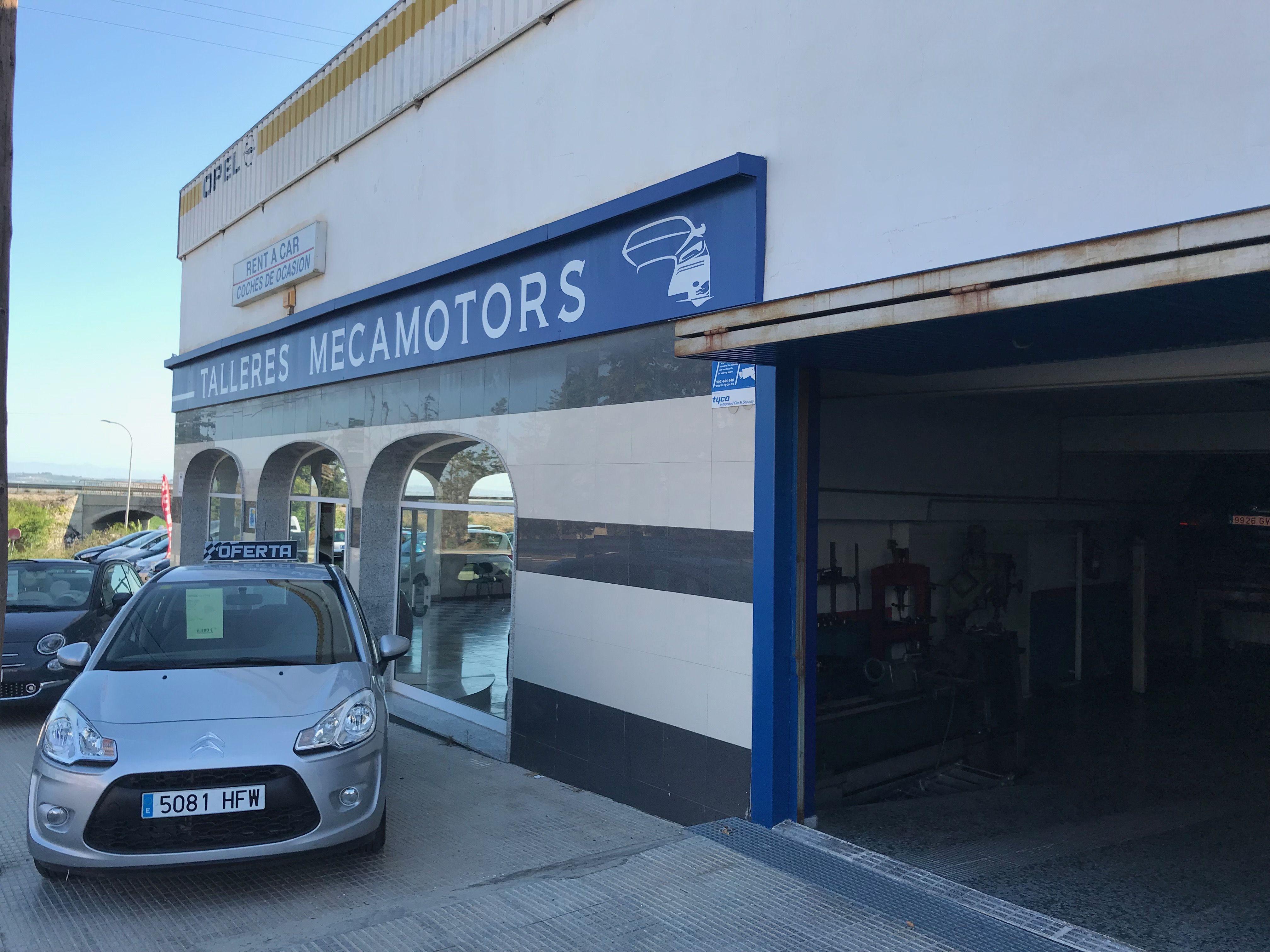 Talleres de automóviles Alicante