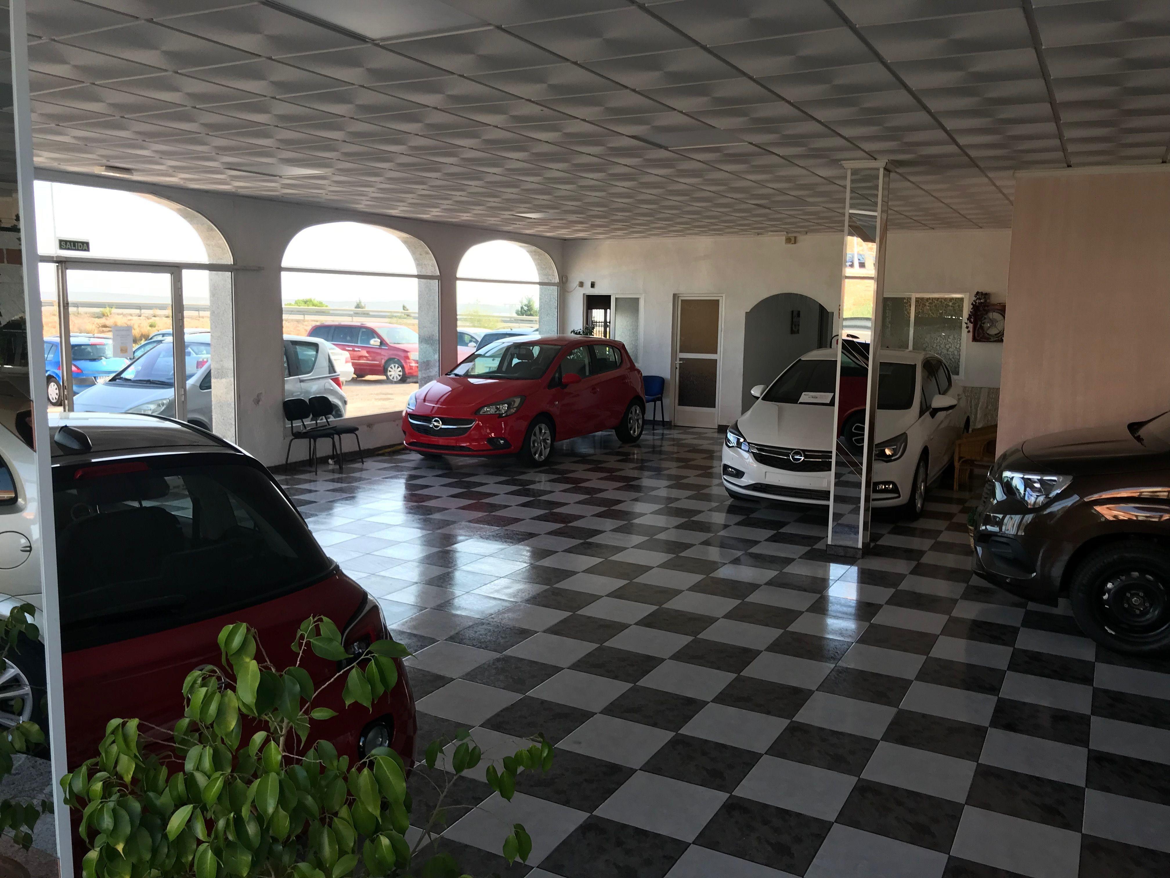 Vehículos nuevos Opel Alicante
