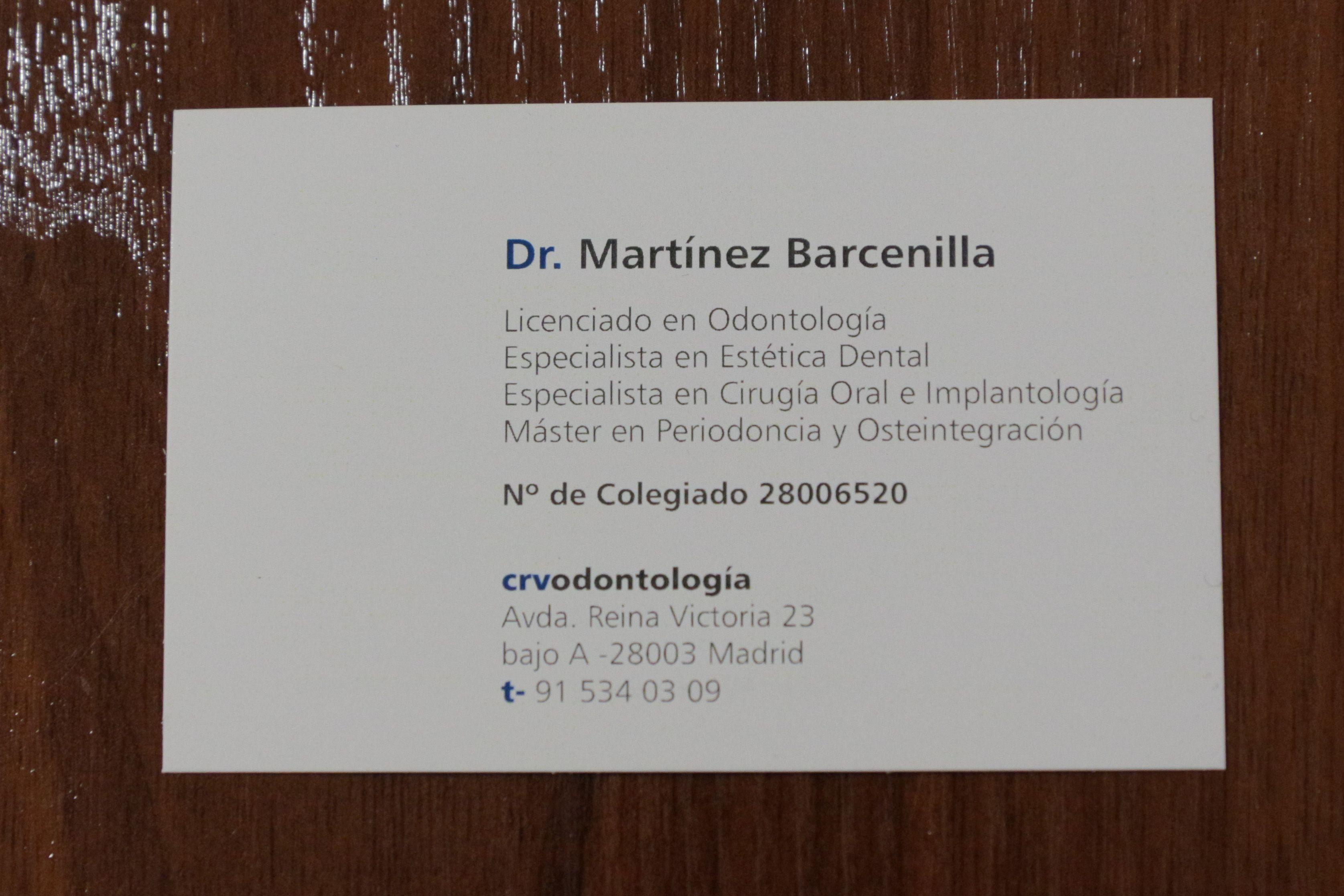 Foto 2 de Clínicas dentales en Madrid | Clínica Dental Reina Victoria 23