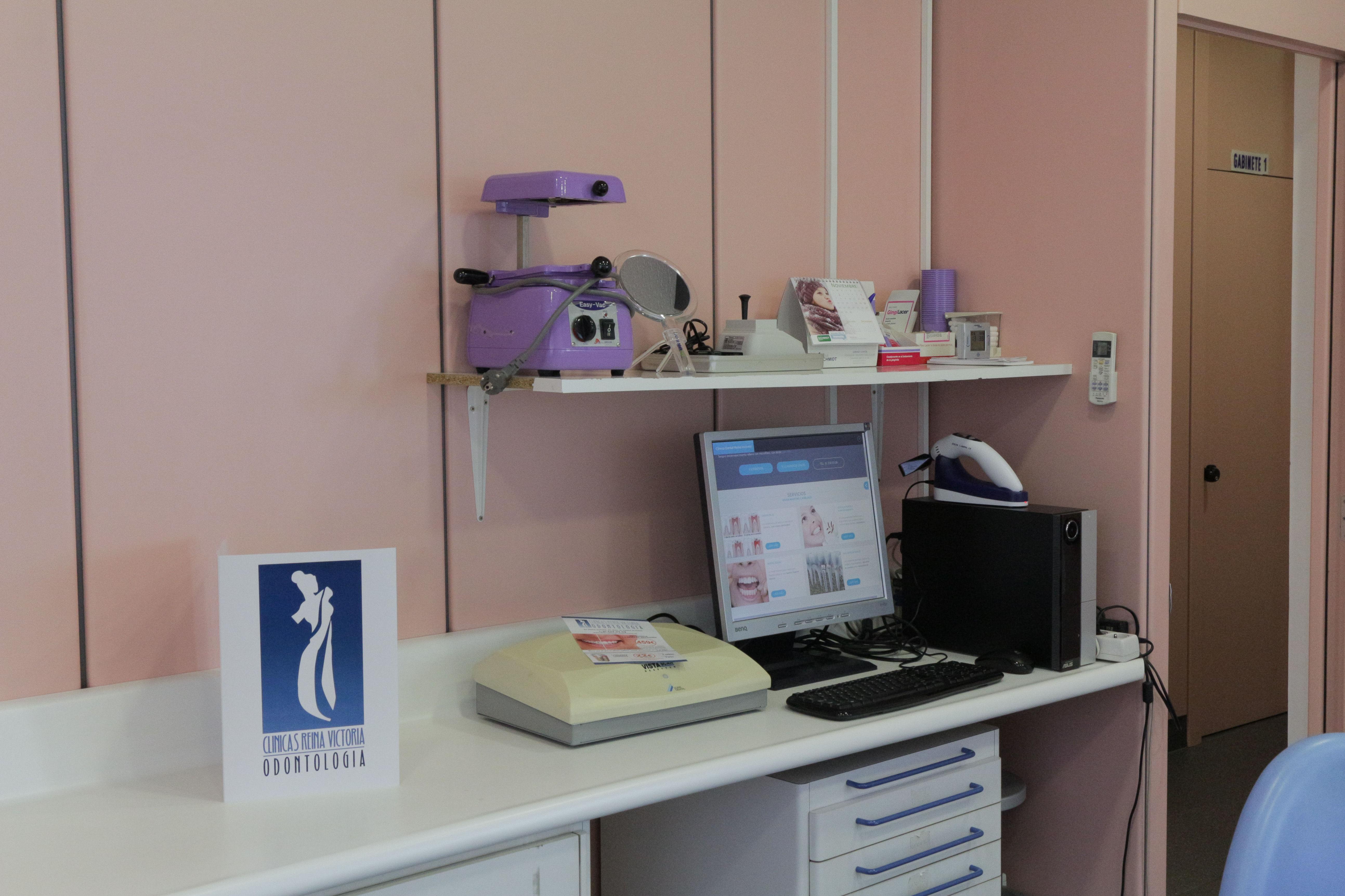Centro de odontología en Madrid