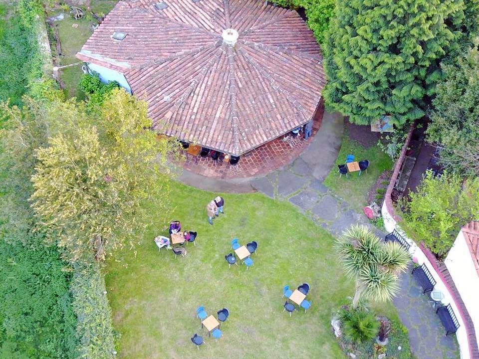La Palma Café Jardín en Arenas de Cabrales