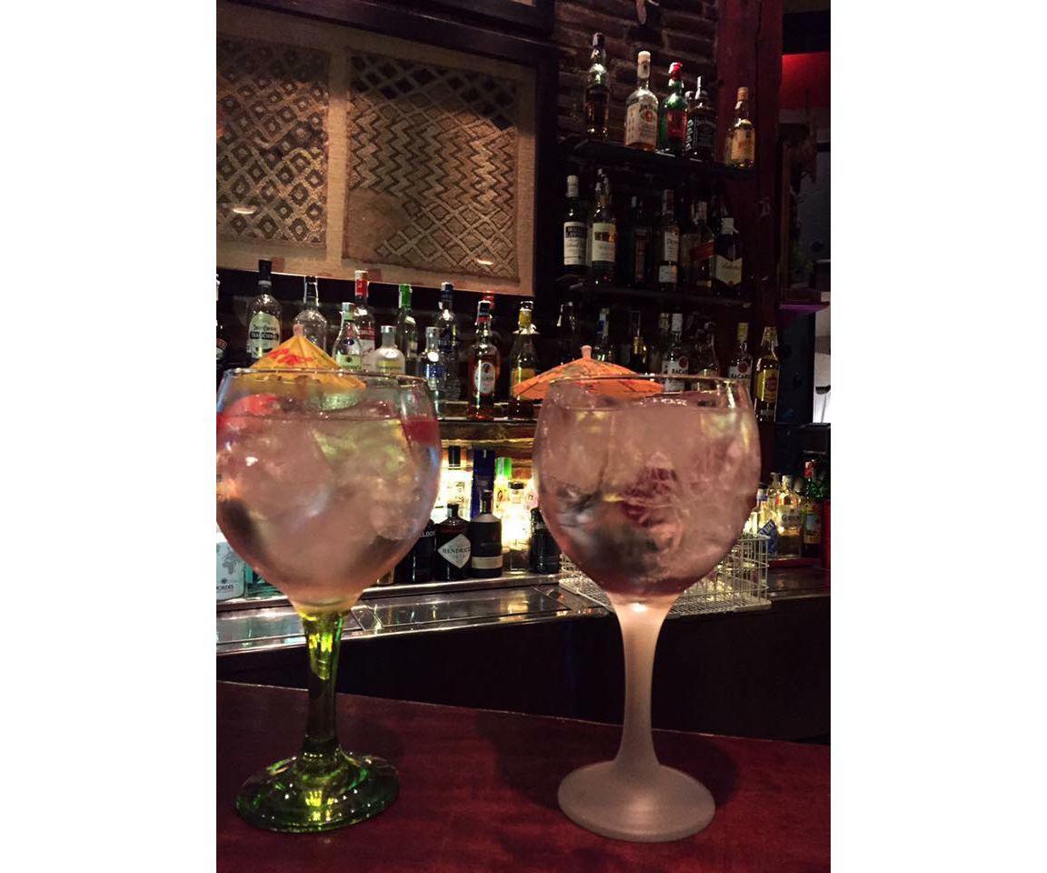 Los mejores gin tonics de Cabrales, Asturias