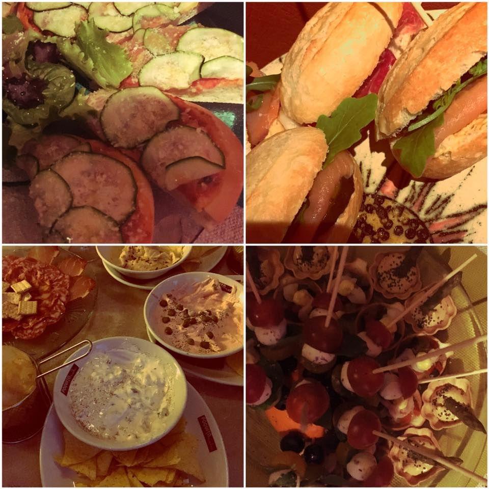 Para comer: ¿Qué servimos? de La Palma Café Jardín