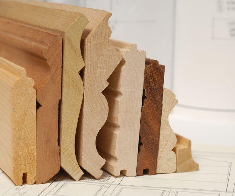Molduras de madera en Jaén
