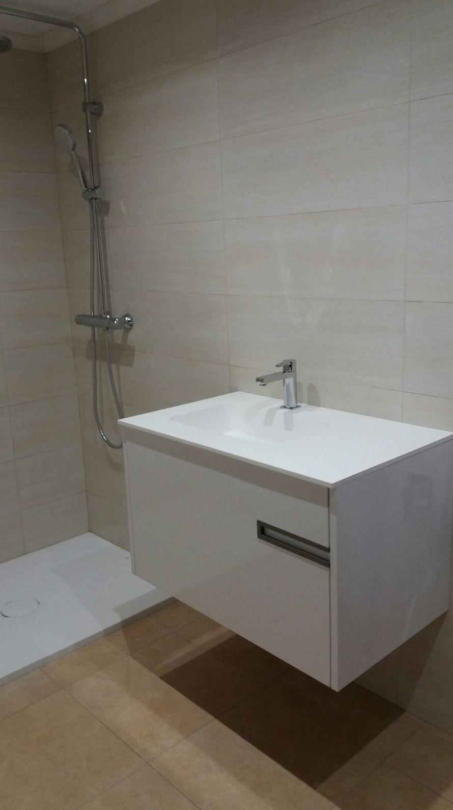 Reforma de baño en Albañilería José María Rozas Santander