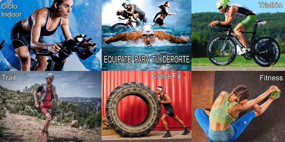 Foto 15 de Tiendas de deporte en  | ES POR TRI