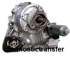 Caja transfer ATC500 BMW X5 E53