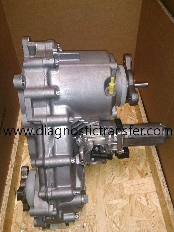 Fotografía de la caja de transferencia del BMW X3 modelo ATC400