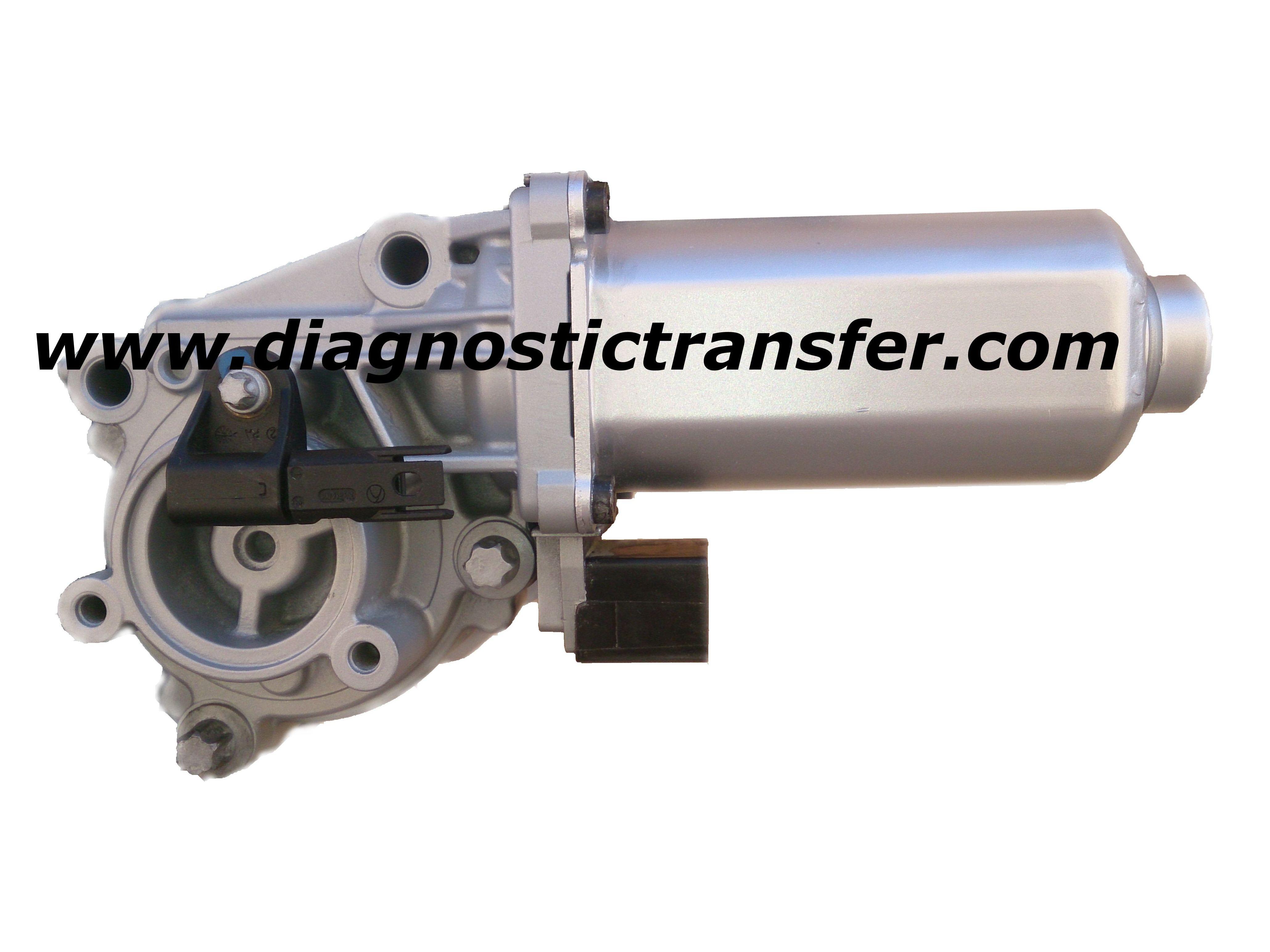 Actuador motor VTG caja de transferencia BMW X3