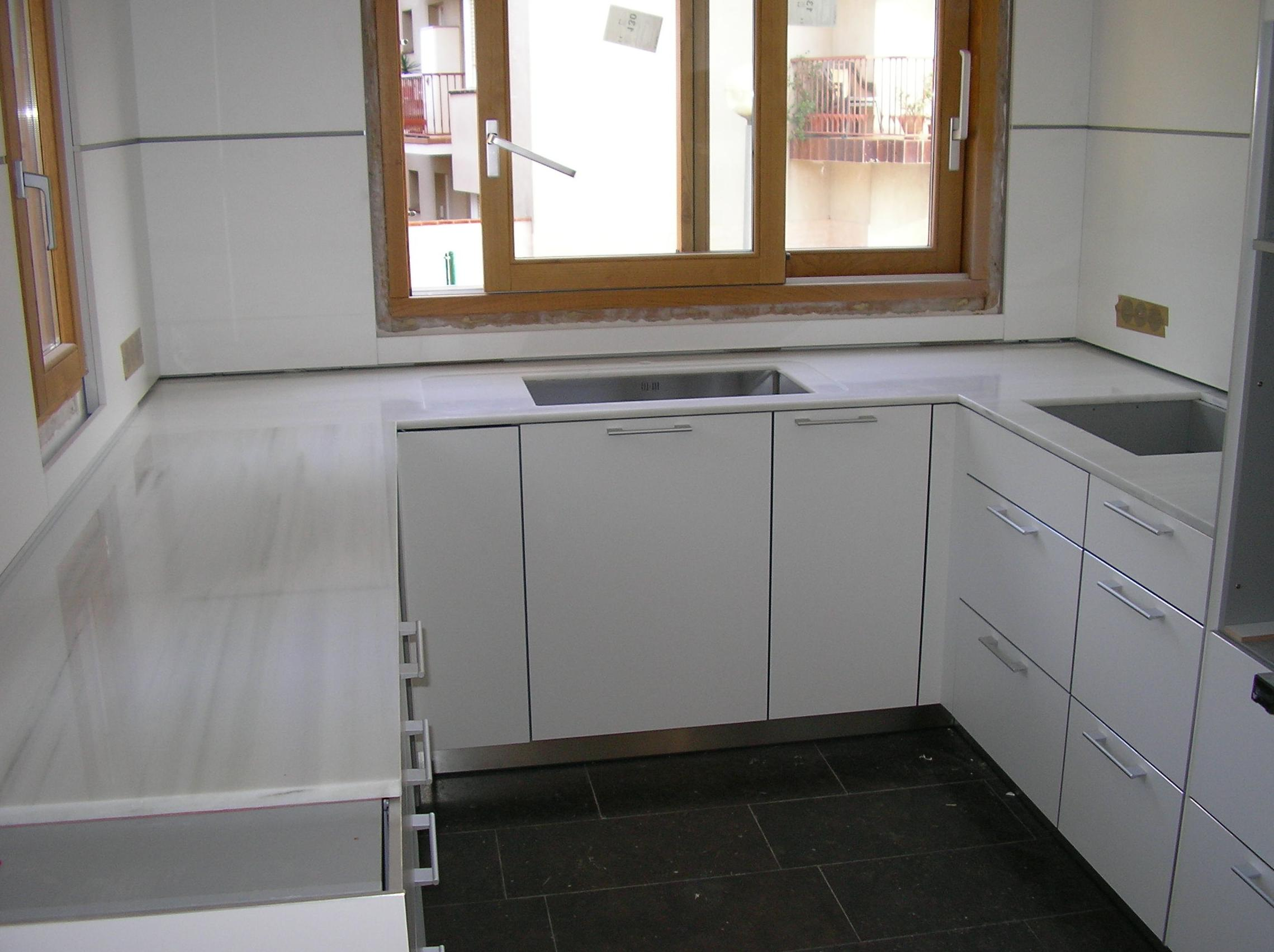 Encimera marmol encimera de mrmol encimeras de cocinas for Encimeras de marmol