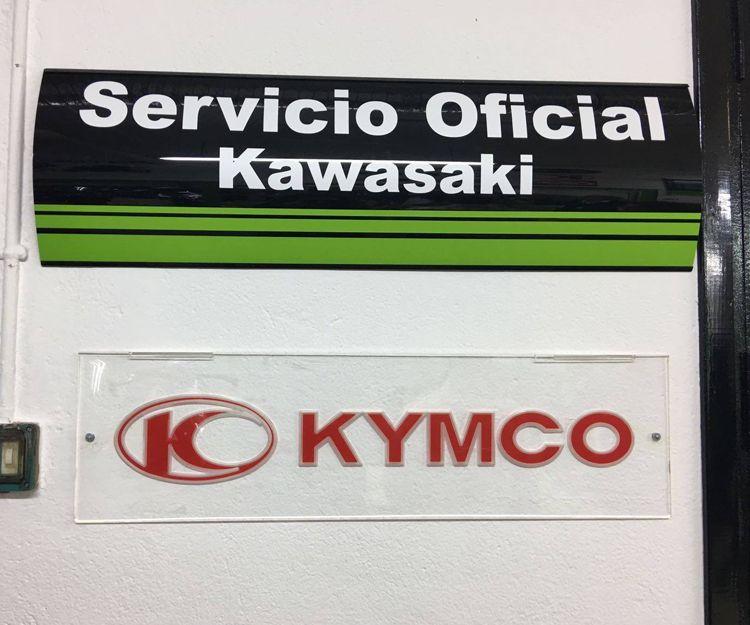 Servicio técnico de Kawasaki,