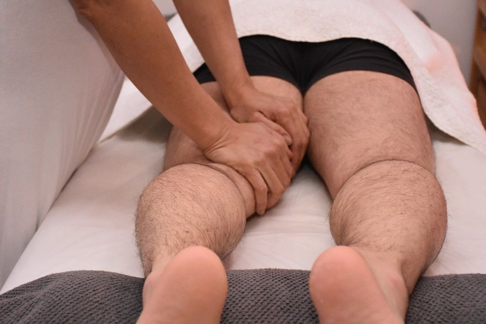 Deportivo para piernas: Masajes y tratamientos de Masajes Miriam
