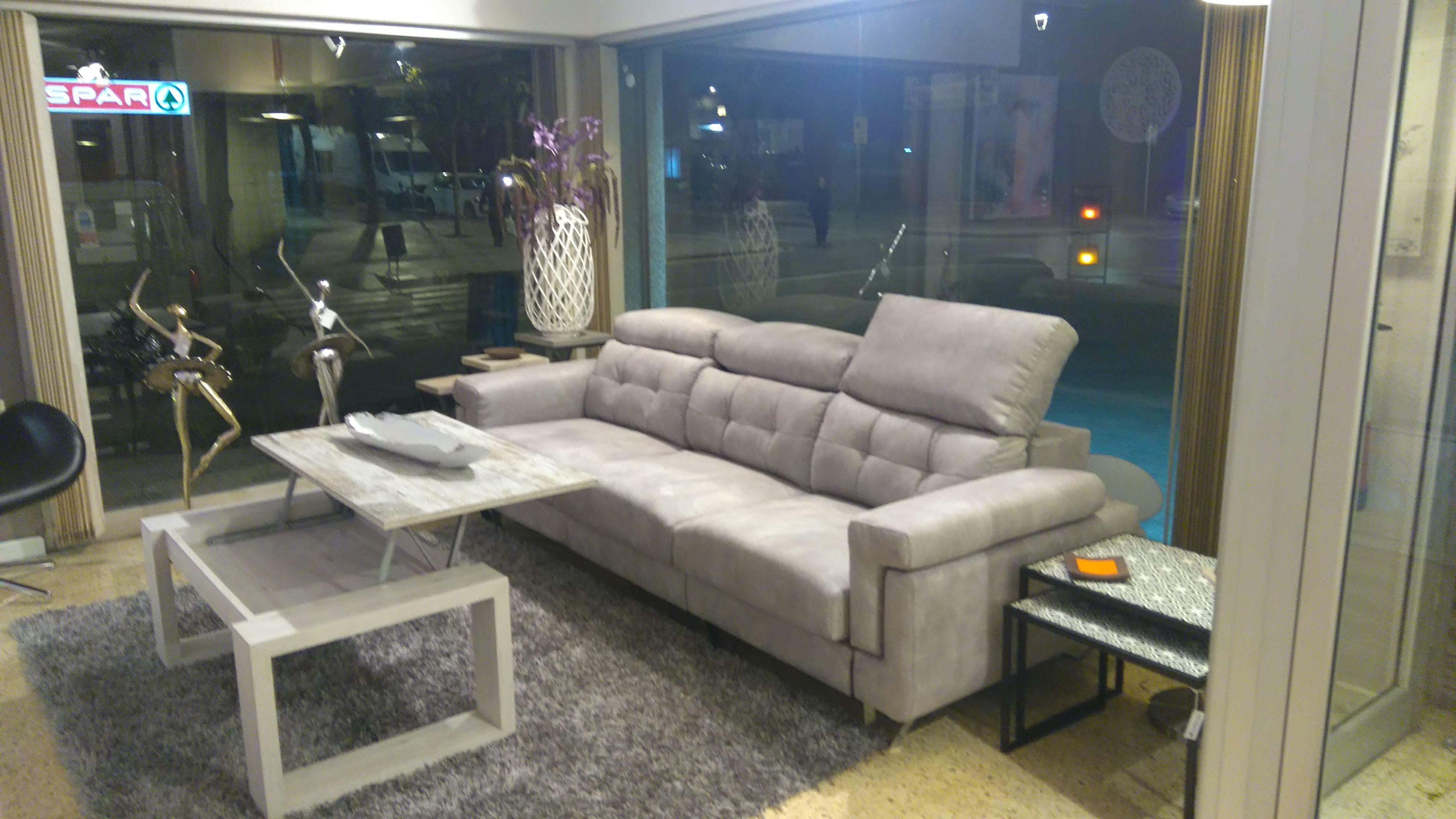 Tienda de sofás en Sant Feliú de Llobregat