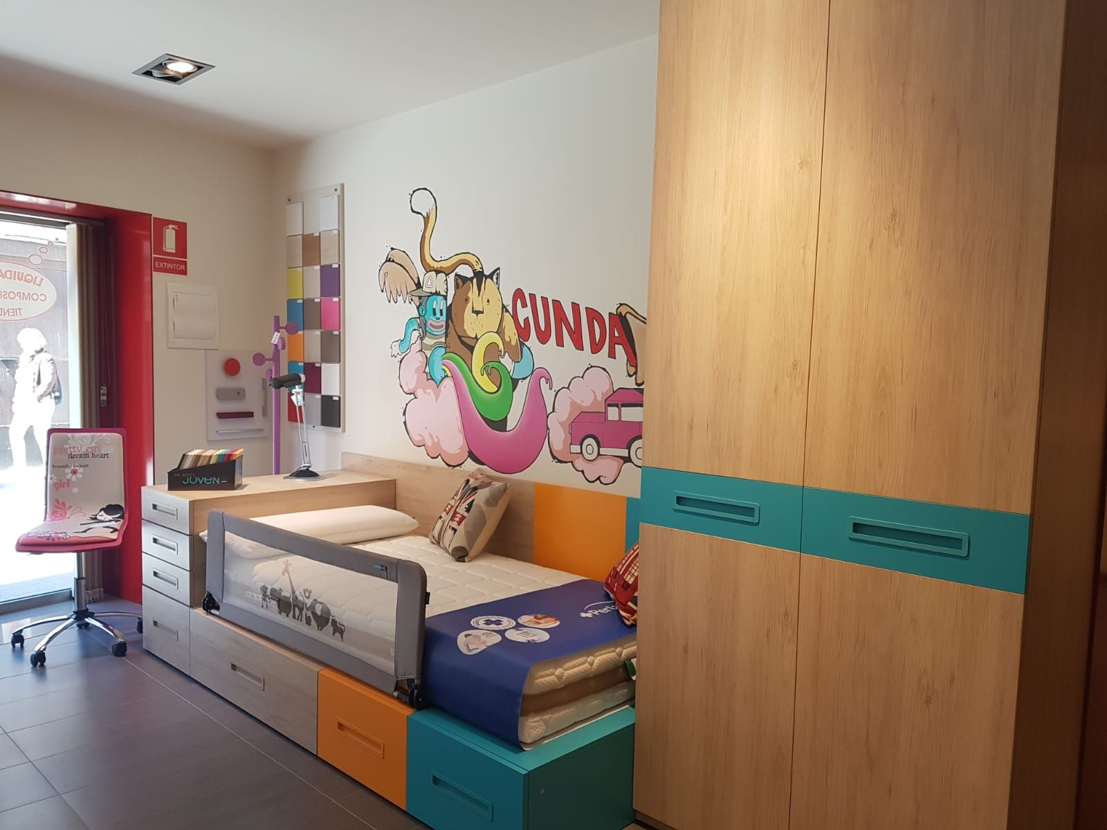 Mueble juvenil: Muebles de Muebles Mas