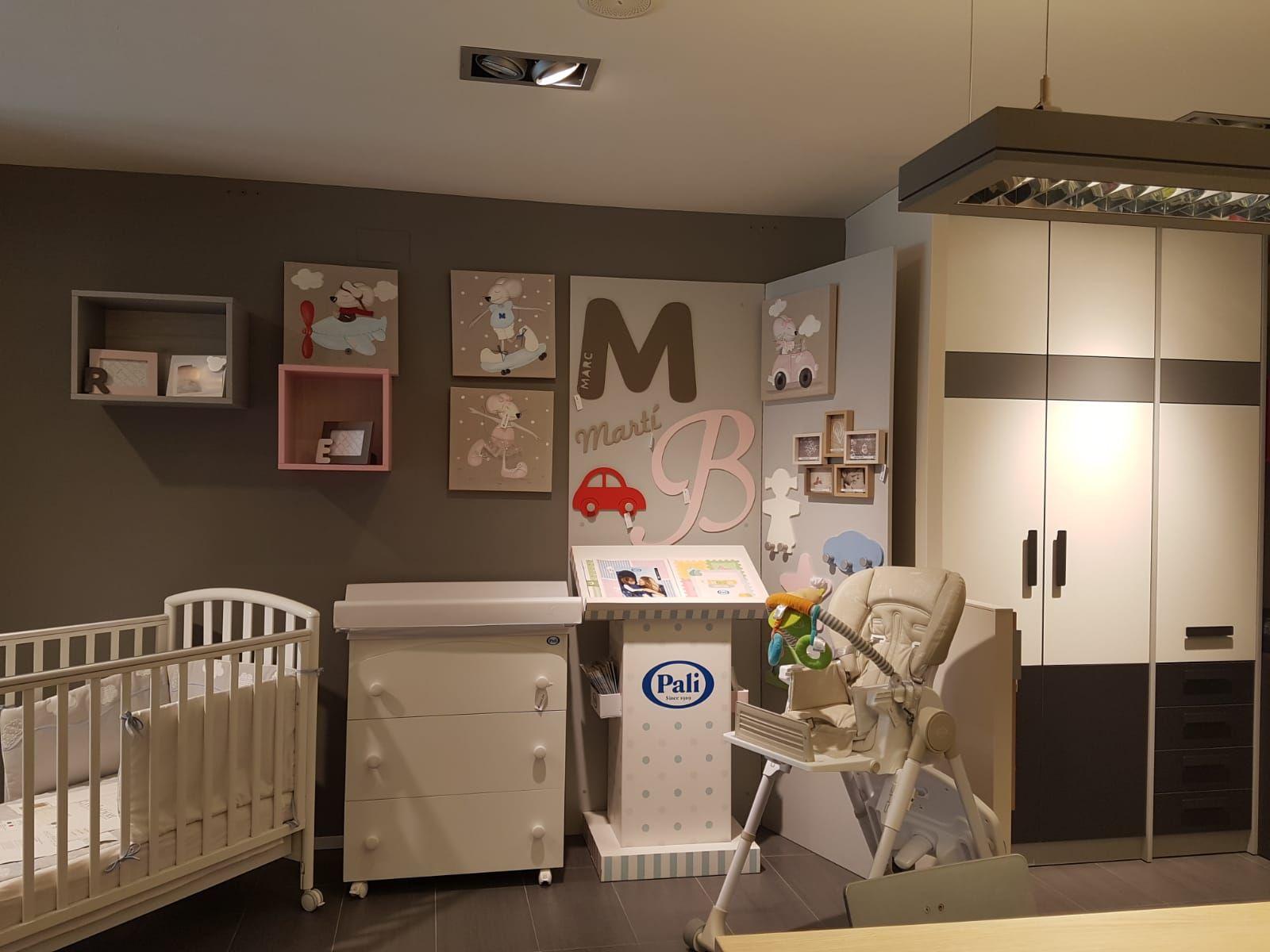Dormitorios infantiles en Sant Feliú de Llobregat