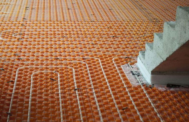 suelo radiante Alicante