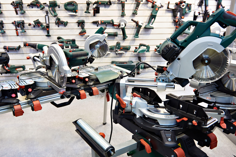 Venta de maquinaria en Huelva