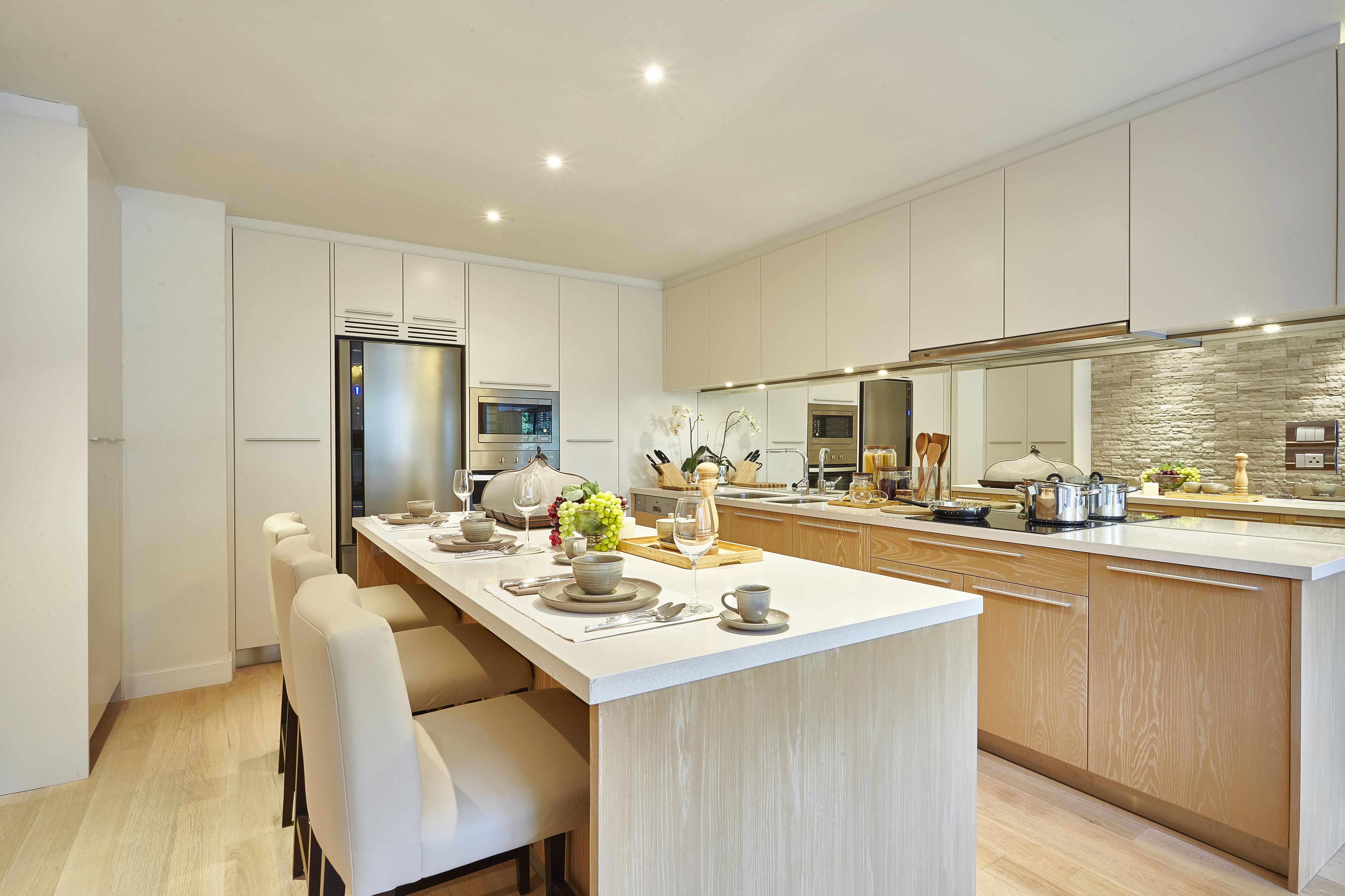 Foto 6 de Muebles de baño y cocina en    COCINAS 7 ISLAS