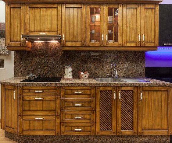 Diseño y fabricación de cocinas de madera a medida