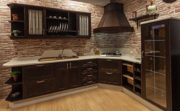 Cocinas de madera de calidad al mejor precio en Tenerife
