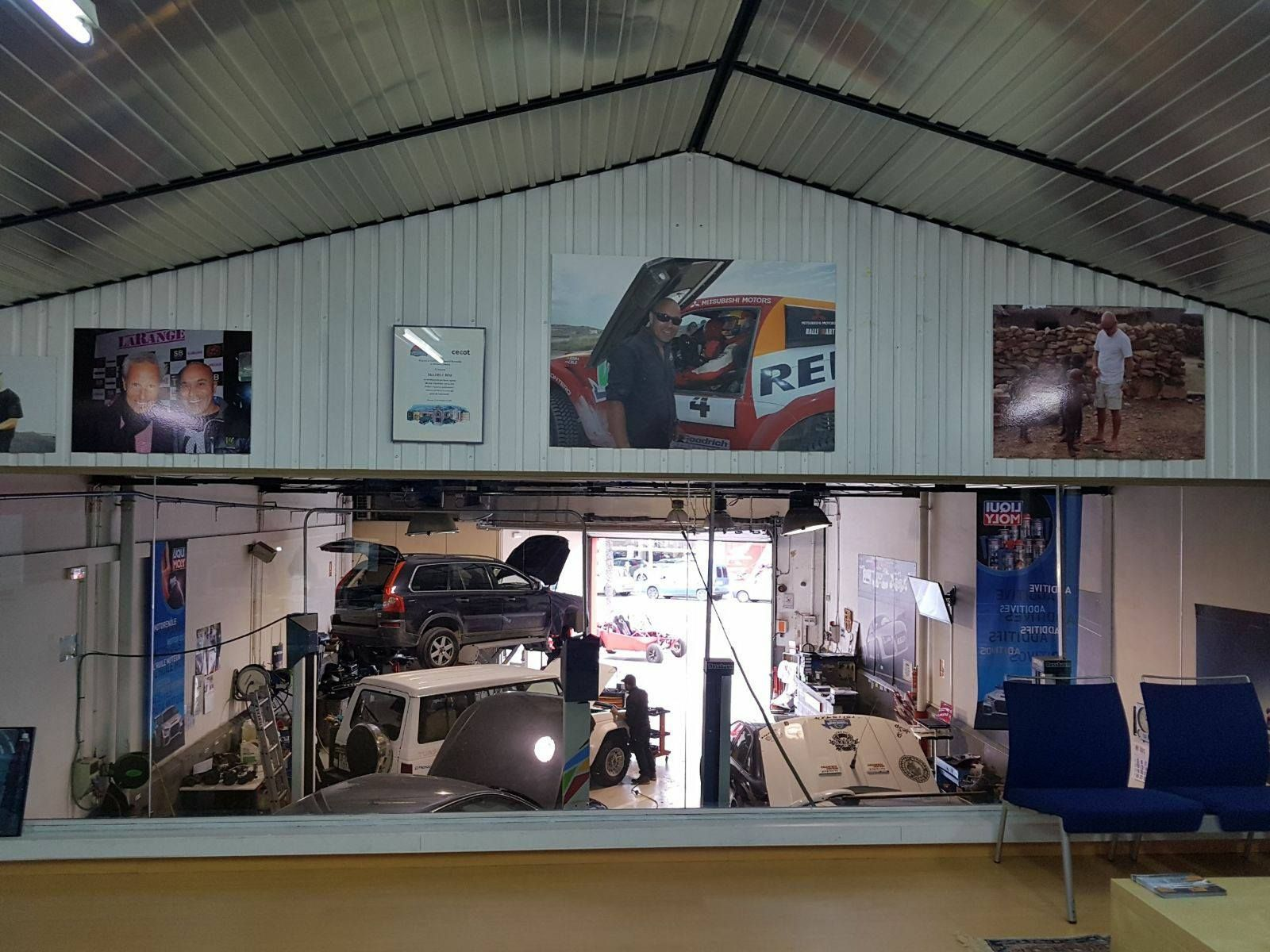 Encuentra tu taller mecánico alta gama en Terrassa