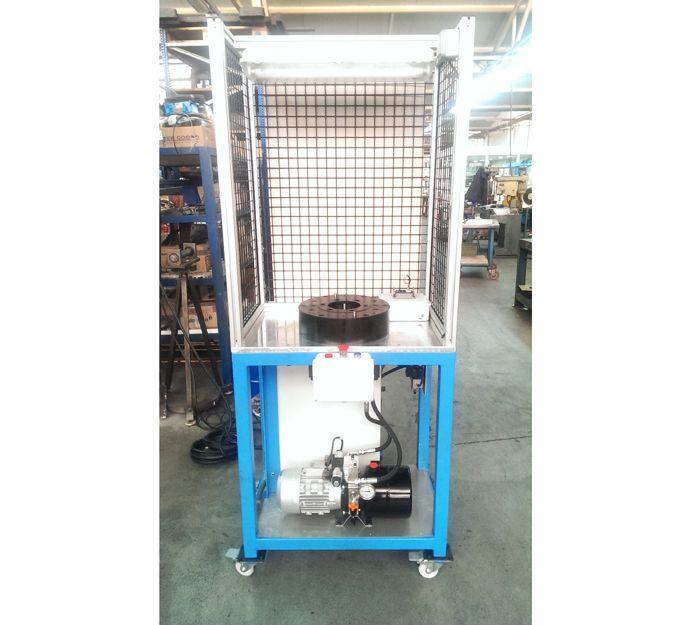 Diseño de máquinas, herramientas y utillaje en Sabadel