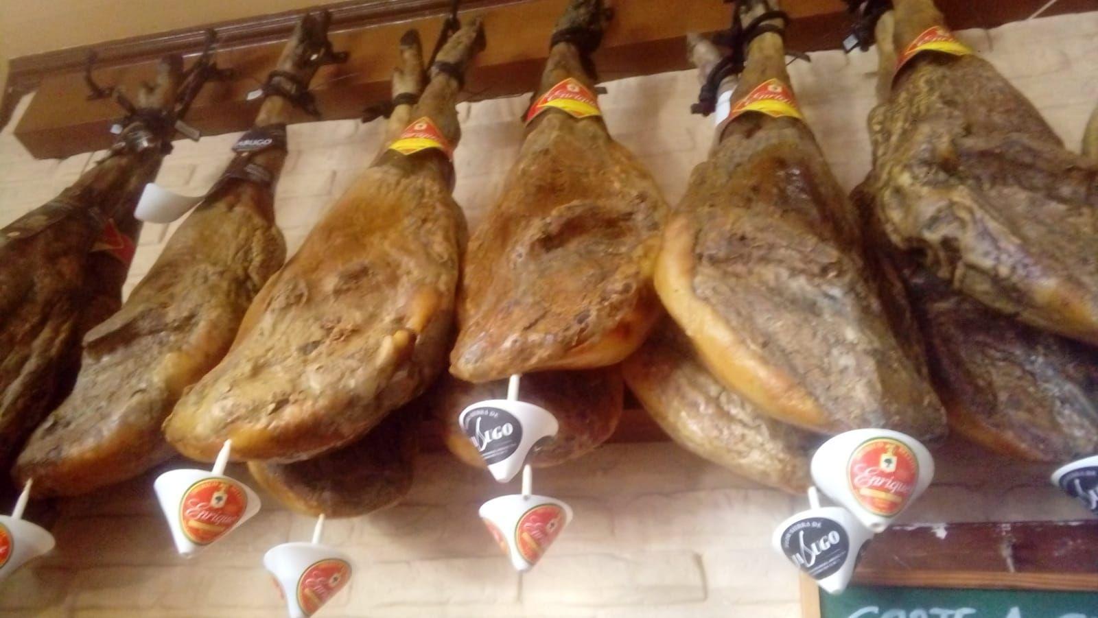 Productos delicatessen en Islantilla