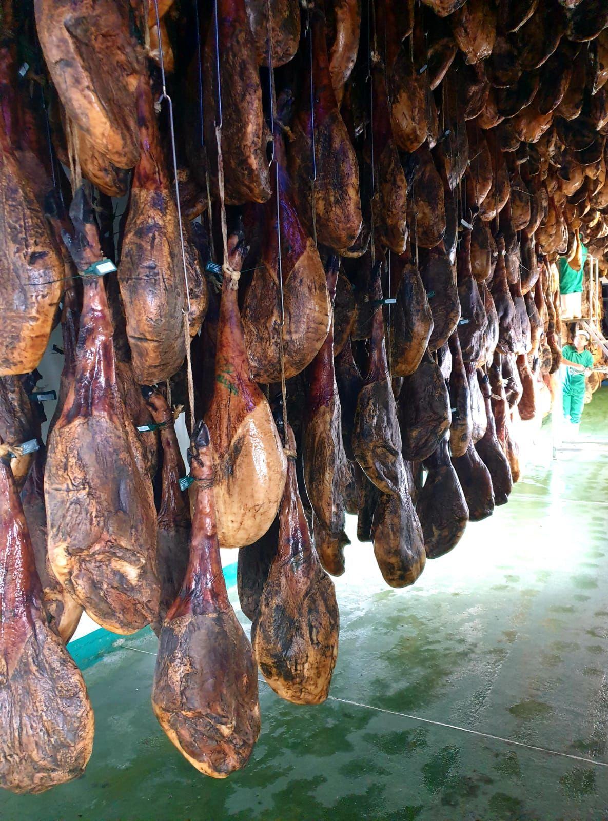 Productos ibéricos en Islantilla