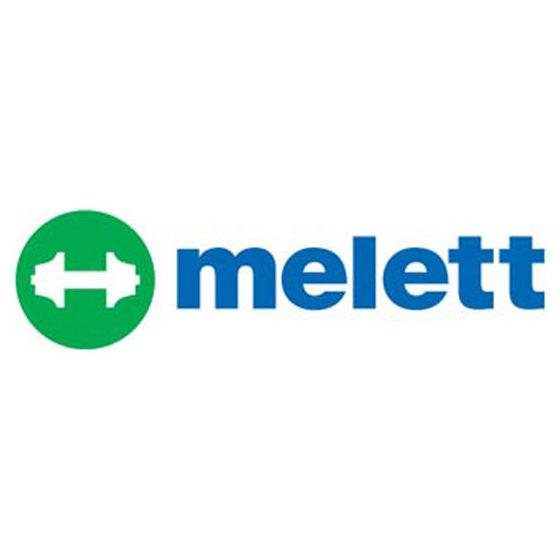 Trabajamos con recambios originales Melett