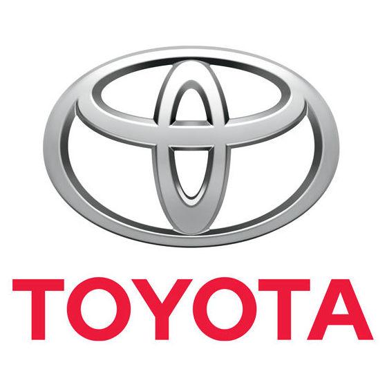 Trabajamos con recambios originales Toyota