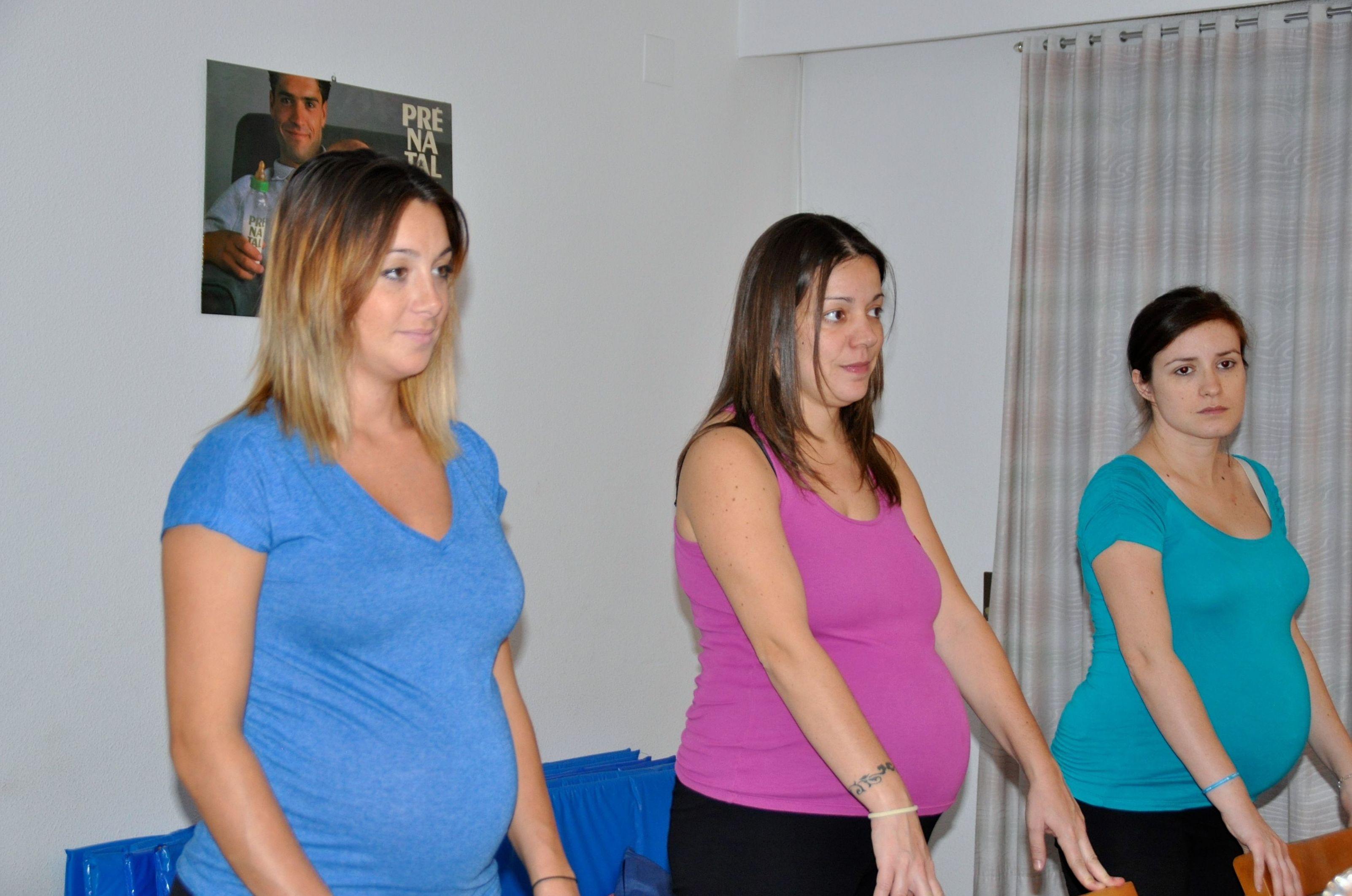 Gimnasia de preparación al parto en Valencia