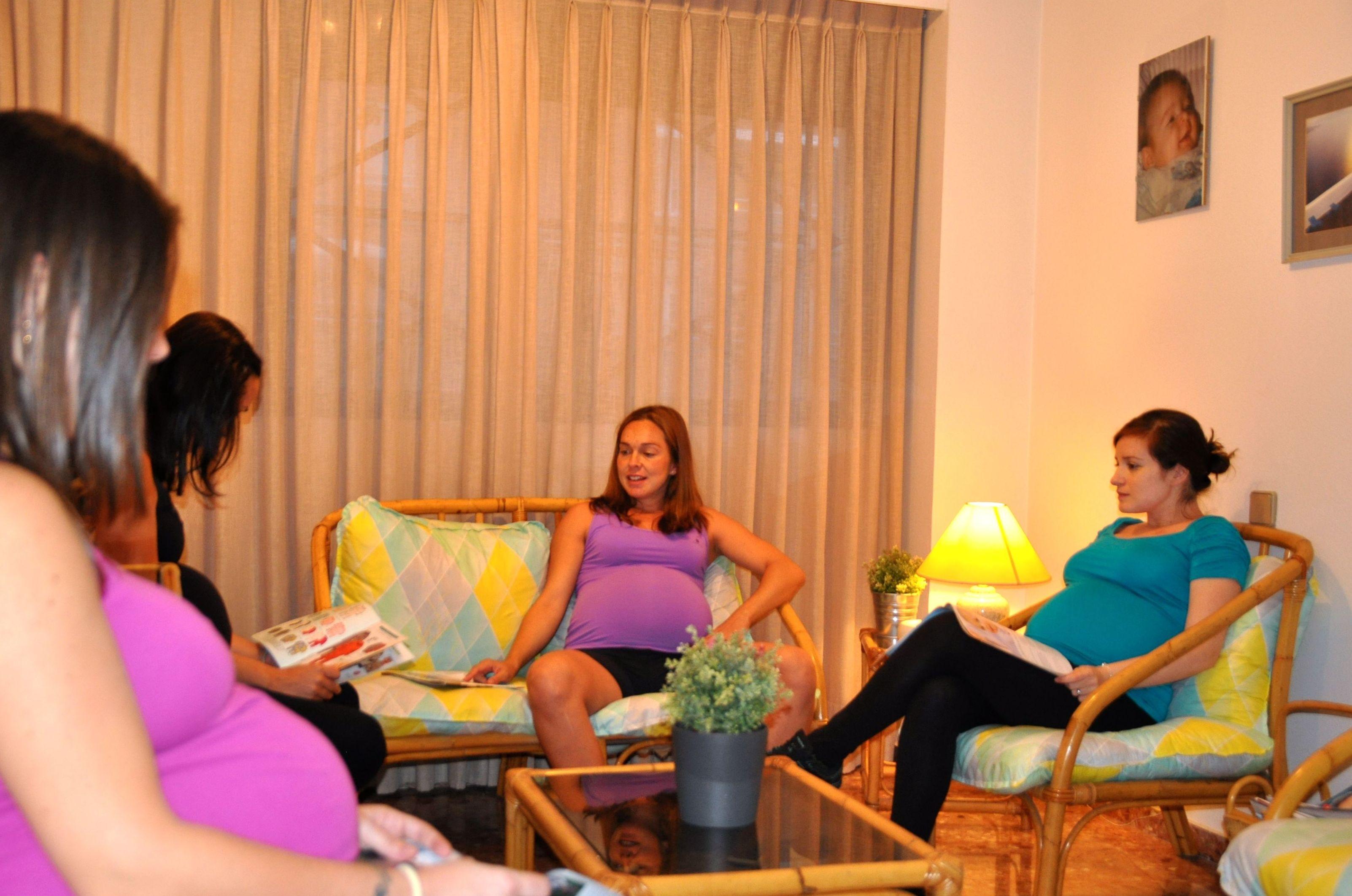 Impartimos charlas informativas sobre fecundación, parto y periodo de lactancia en Valencia