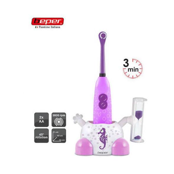 Cepillo eléctrico para los mas peques de Beper