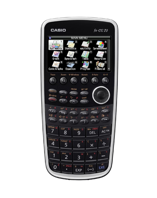 CASIO FX-CG20: Productos y Servicios de Rosan