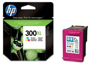 Cartucho HP300XL Color - CC644AE