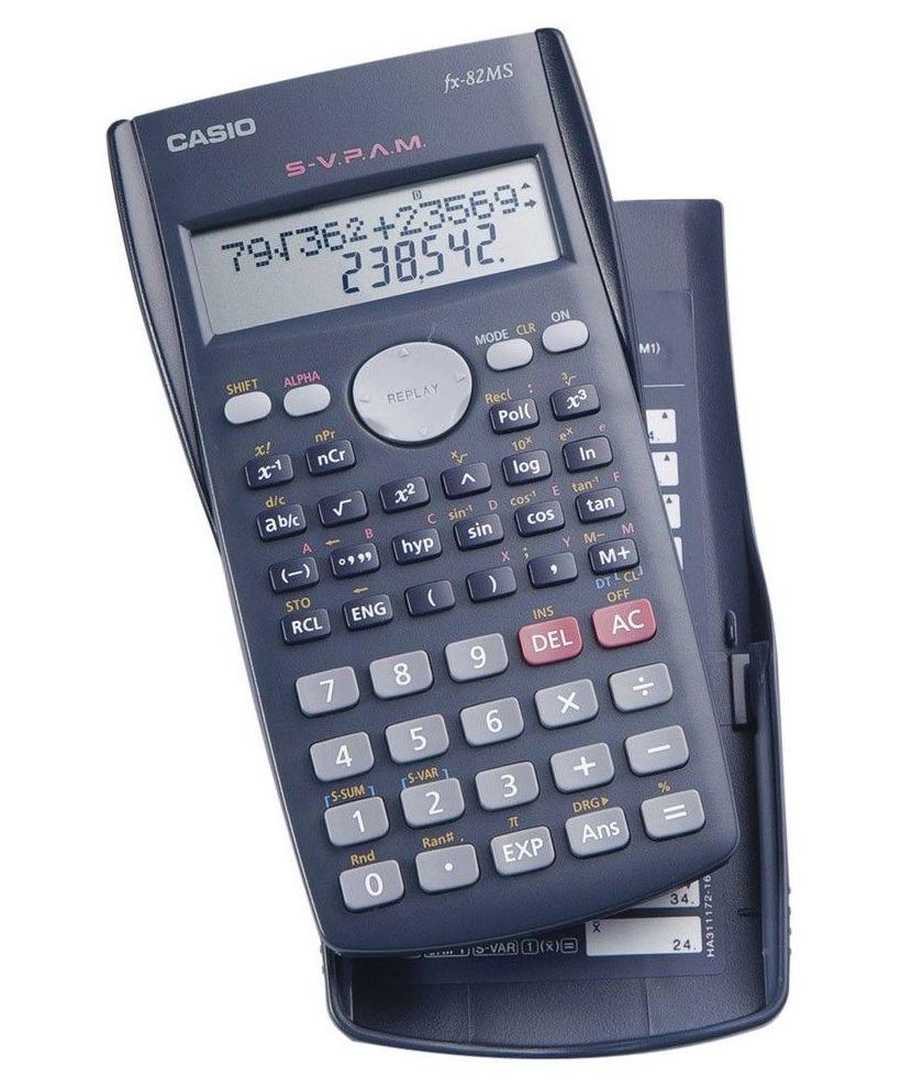 CASIO FX-82MS: Productos y Servicios of Rosan