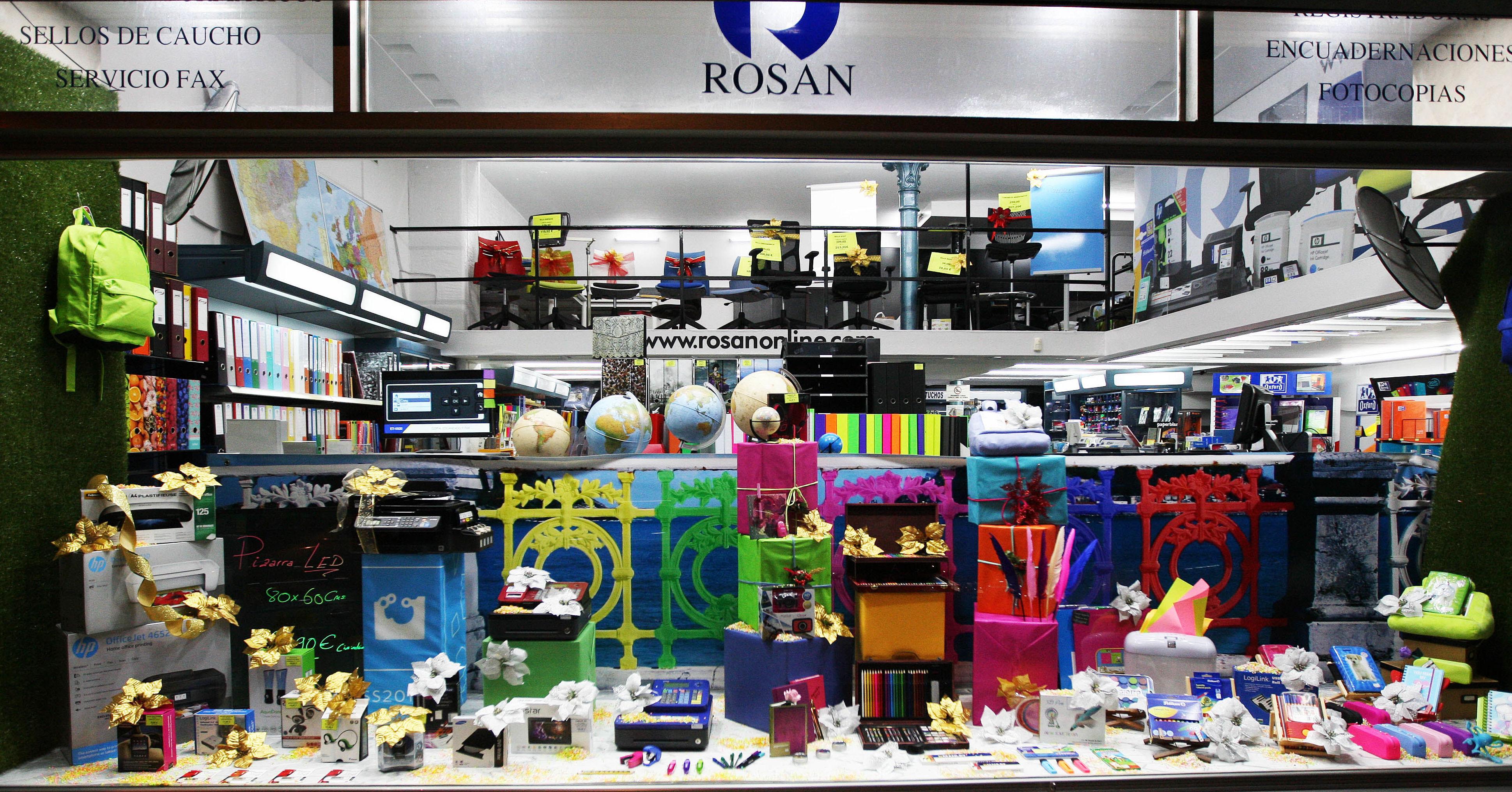 Foto 3 de Ofimática en Donostia-San Sebastián | Rosan