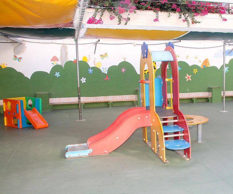 Exterior de nuestra escuela infantil en Palma de Mallorca