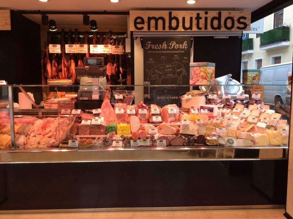 Venta de embutidos en Madrid