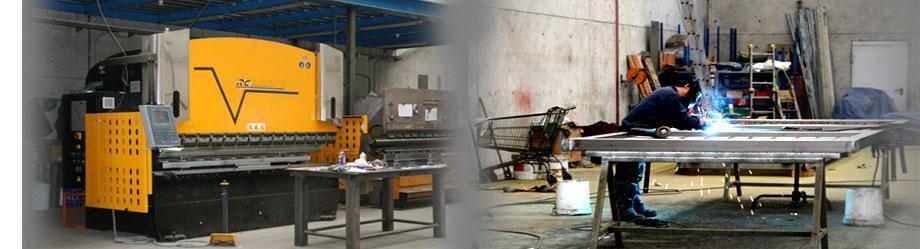 Foto 2 de Construcciones metálicas en Briviesca | Talleres Industriales Briviesca