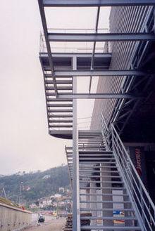barandas para escalera burgos