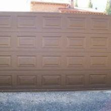 puertas de garaje burgos