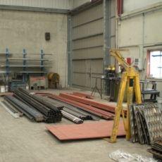 Foto 6 de Construcciones metálicas en Briviesca | Talleres Industriales Briviesca