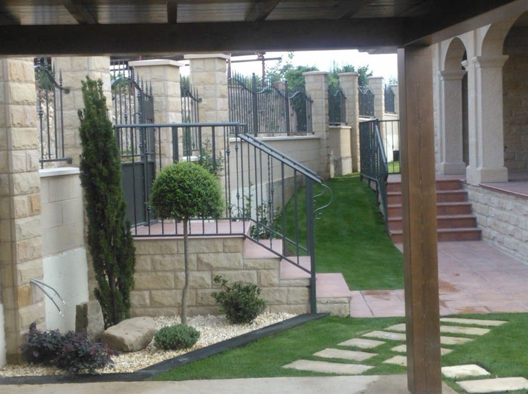 Foto 25 de Jardines (diseño y mantenimiento) en Santo Domingo de La Calzada | Todojardín
