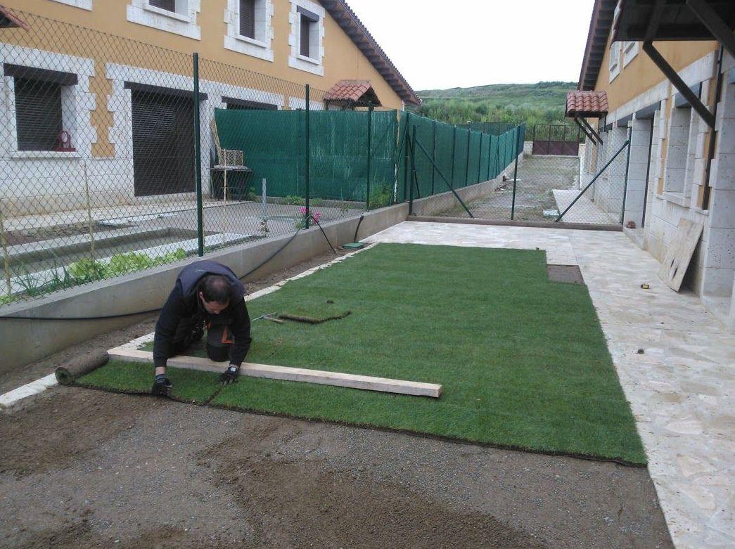 Foto 34 de Jardines (diseño y mantenimiento) en Santo Domingo de La Calzada | Todojardín