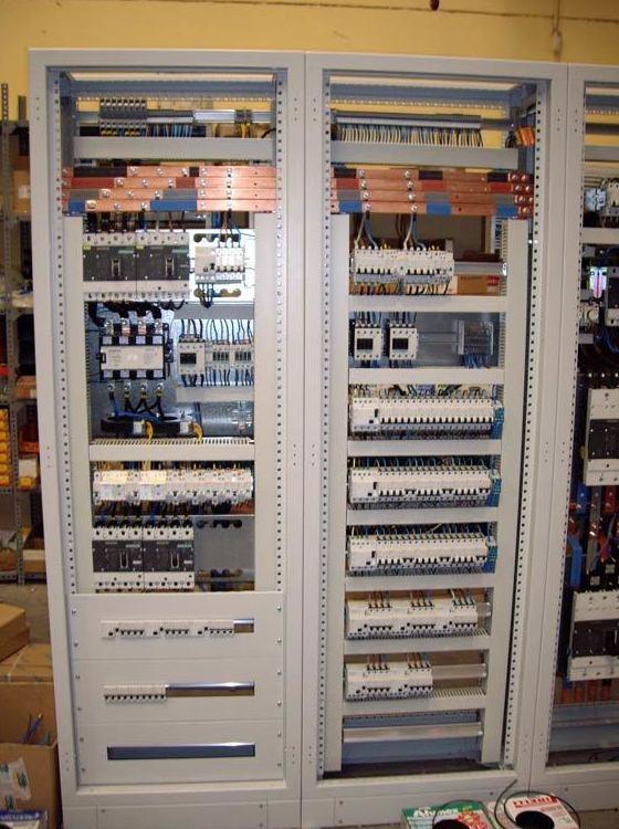 Cuadros eléctricos: Productos de Iberecym, S.L.