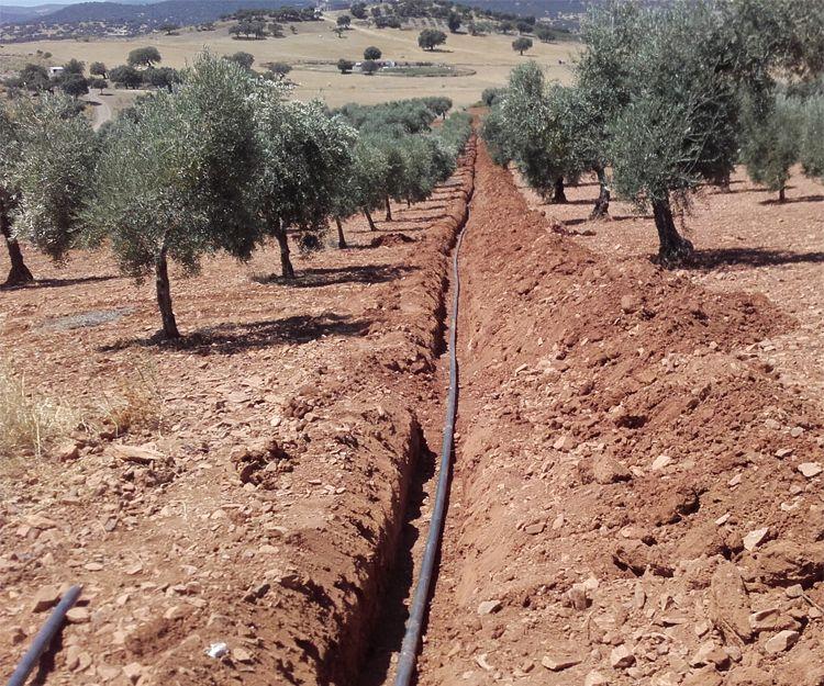 Empresa de zanjas en Badajoz
