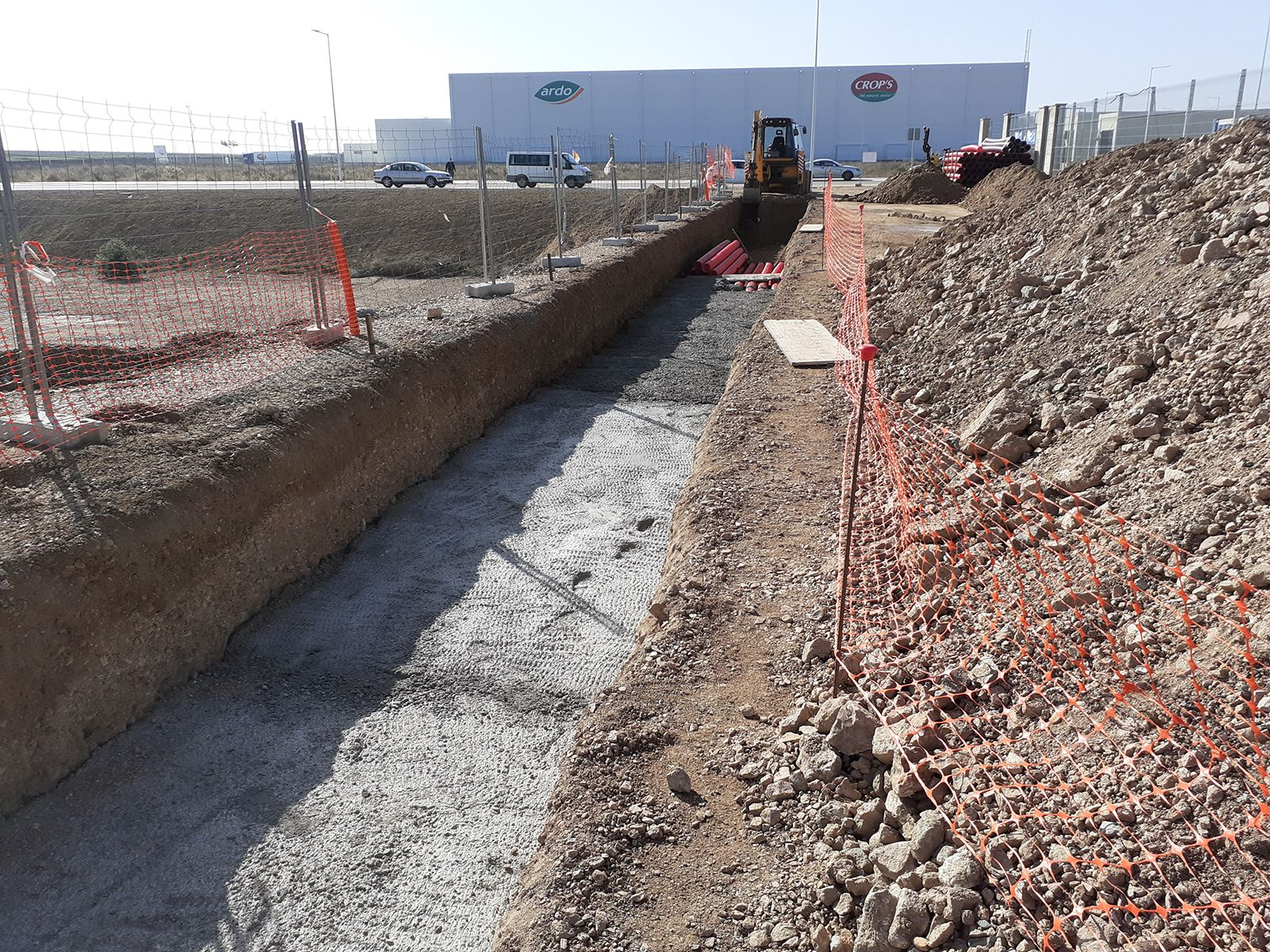 Empresa de excavaciones en Badajoz