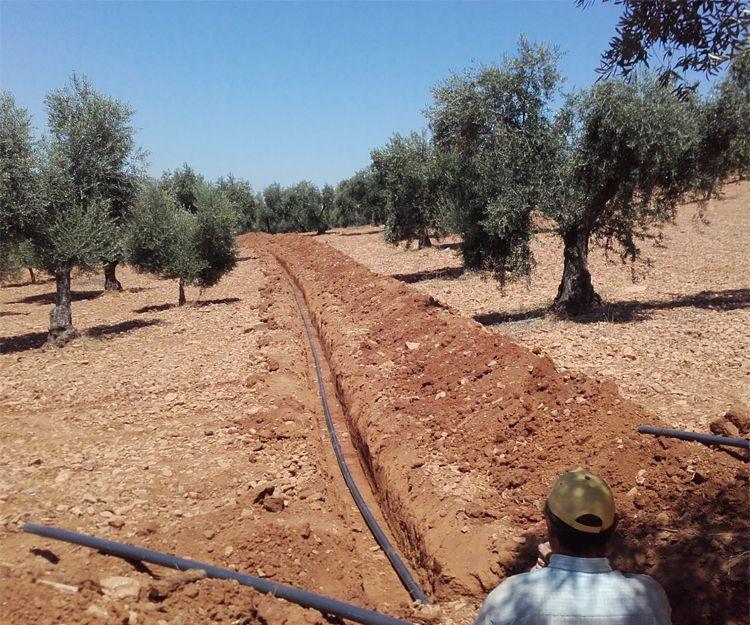 Empresa de zanjas y excavaciones en Badajoz