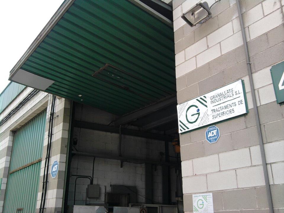 Foto 2 de Chorros de arena en Barberà del Vallès | Granallats Industrials Polinyà